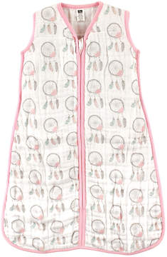 Hudson Baby Dream Catchers Cotton Sleeping Bag - Newborn
