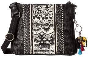 Sakroots Artist Circle Basic Crossbody Cross Body Handbags