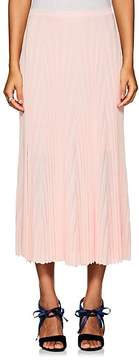 Cédric Charlier Women's Rib-Knit Midi-Skirt