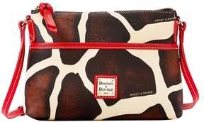 Dooney & Bourke Serengeti Ginger Crossbody - GIRAFFE RED - STYLE