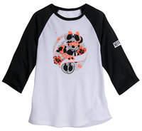 Disney Minnie Mouse Raglan T-Shirt for Women by Neff
