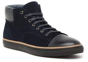 English Laundry Kensal Suede Mid-Top Sneaker