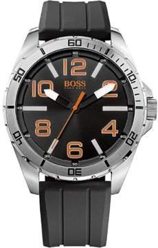 HUGO BOSS Boss Orange 1512943 Black Analog Quartz Men's Watch
