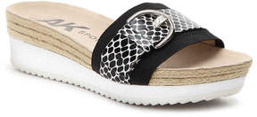 Anne Klein Women's Quoter Espadrille Sandal