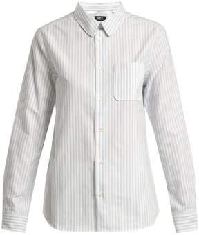 A.P.C. Femme oxford-cotton shirt
