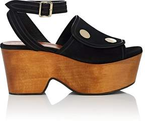Derek Lam Women's Zaria Suede Platform Sandals