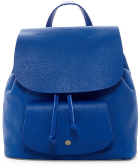 Lucky Brand Zoe Leather Mini Backpack