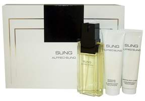 Sung by Alfred Sung Women's Perfume Set - 3 Piece Gift Set