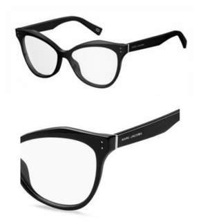 Marc Jacobs Eyeglasses 125 0807 Black