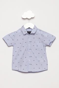 Mayoral Short Sleeve Paradise Shirt