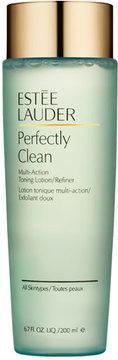 Estée Lauder Perfectly Clean Multi-Action Toning Lotion/Refiner, 6.7 oz.
