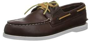 Sperry Boys Top Sider Original Slip On Boat Shoe.