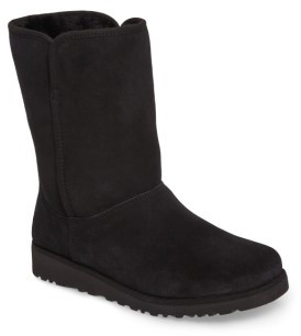 UGG Girl's Alexey Ii Water Resistant Genuine Shearling Lined Boot