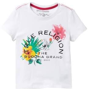 True Religion Tropical Fade Tee (Little Girls)