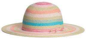 H&M Glittery Straw Hat - Pink