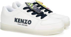 Kenzo Teen light-up sole sneakers