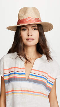 Eugenia Kim Courtney Fedora