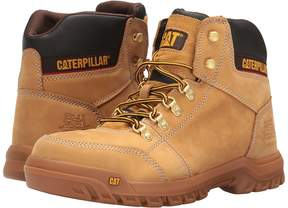 Caterpillar Outline ST Men's Work Lace-up Boots