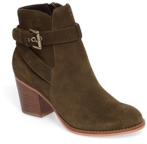 Sole Society Women's Paislee Buckle Strap Bootie