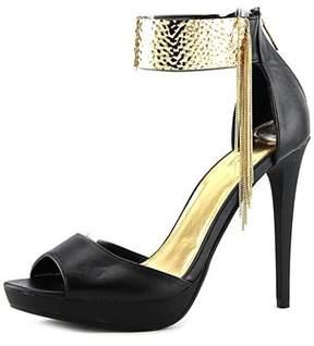 Thalia Sodi Womens Amalia Open Toe Special Occasion Ankle Strap Sandals.