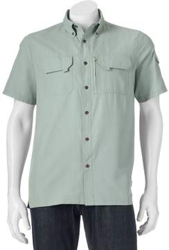 Coleman Men's Classic-Fit Solid Guide Performance Button-Down Shirt