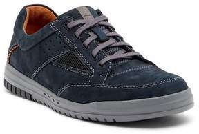 Clarks Unrhombus Go Leather Sneaker - Wide Width Available
