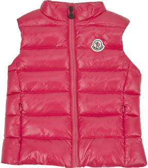 Moncler Ghany goose down puffa gilet 4-14 years