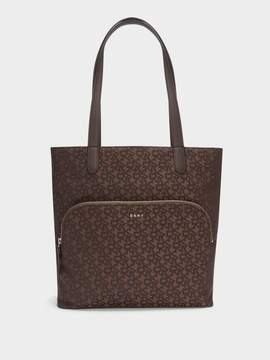 DKNY Town & Country Logo Tote