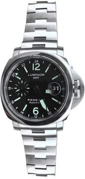 Panerai Luminor GMT PAM00297 Stainless Steel 44mm Mens Watch