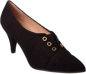 French Sole Ora Suede Bootie
