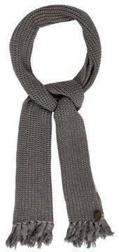 UGG Fringe Knit Scarf
