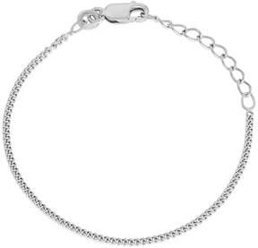 Junior Jewels Kids' Sterling Silver Curb Chain Bracelet