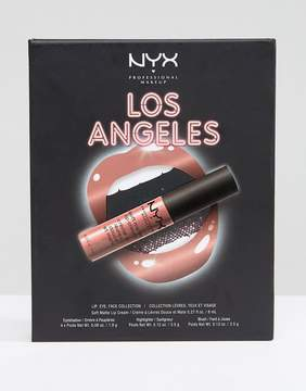 NYX Professional Make Up City Kits - Los Angeles