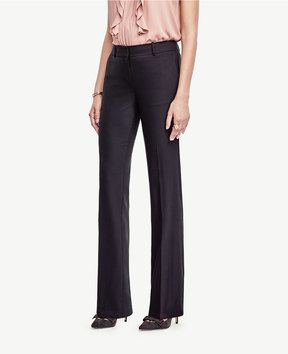 Ann Taylor The Tall Trouser in Tropical Wool - Ann Fit