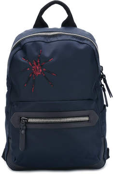 Lanvin embroidered spider backpack