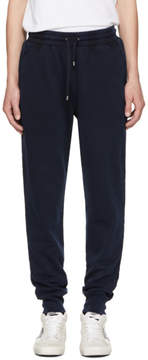 Burberry Navy Hartwood Lounge Pants