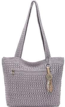 The Sak Riveria Crochet Tote Handbag