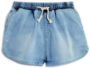 DL1961 Girls' Chambray Shorts - Little Kid