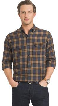 Arrow Men's Plaid Classic-Fit Button-Down Shirt