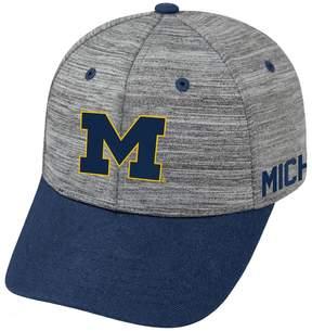 NCAA Adult Michigan Wolverines Backstop Snapback Cap
