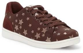 ED Ellen Degeneres Chapastar Foil Star and Heart Print Sneakers