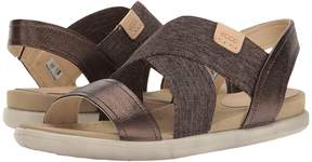 Ecco Damara 2-Strap Sandal Women's Sandals