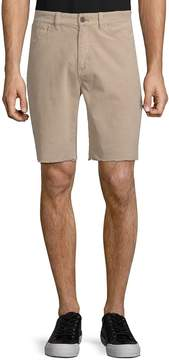 Michael Bastian Men's Woven Cut-Off Shorts