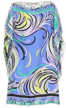 Emilio Pucci Beach Silk twill caftan