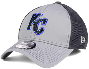 New Era Kansas City Royals Greyed Out Neo 39THIRTY Cap