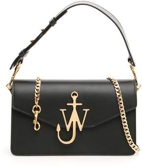 J.W.Anderson Leather Logo Purse