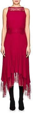 A.L.C. Women's Matilda Pleated Asymmetric Dress