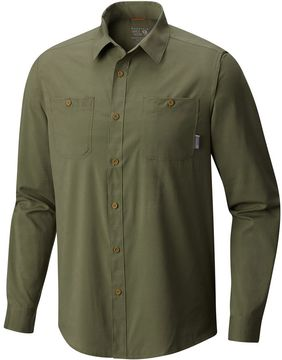 Mountain Hardwear Air Tech AC Stripe Long-Sleeve Shirt