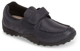 Geox Toddler Boy's 'Snake Moc 2' Leather Loafer