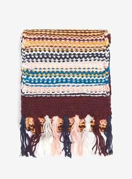 Dorothy Perkins Multi Coloured Meadow Stitch Scarf